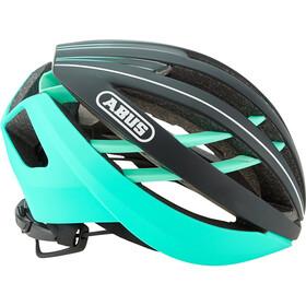 ABUS Aventor Casco de carretera, celeste green